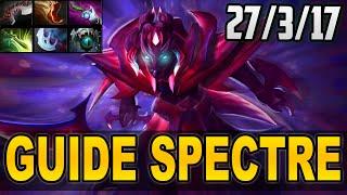 Лучший Гайд на Спектру |  Dota 2 Spectre Guide