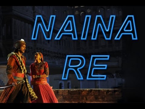 Naina Re Song Dangerous Ishhq | Karishma Kapoor