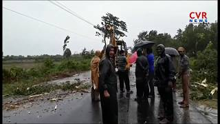 Effects Of Cyclone Titli In Srikakulam | CVR News - CVRNEWSOFFICIAL