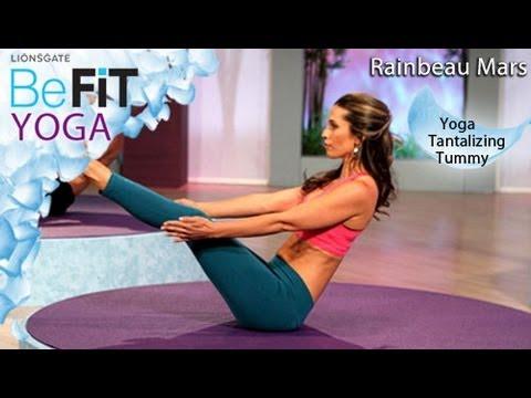 Yoga Tantalizing Tummy