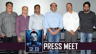 Rajnikanth's 2.0 Movie Press Meet Video | TFPC - TFPC