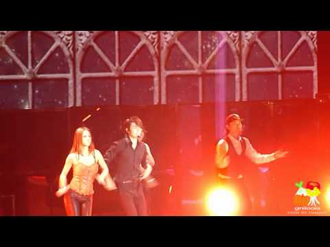 [Fancam] 110129 Super Junior SS3 Singapore - Eunhyuk Donghae Solo - I Wanna Love You