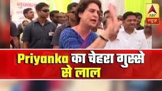 Priyanka slams Smriti for taking Amethi voters for granted - ABPNEWSTV