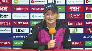 ICC Womens World T20 2018  - New Zealand vice-captain Maddy Green - CRICKETWORLDMEDIA