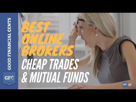 Online Mutual Fund and Best Online Stock Brokers
