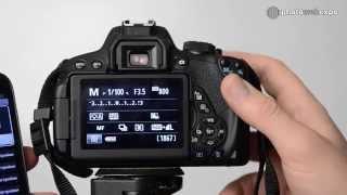 Canon EOS 700D. Интерактивный видео тест. Часть 2