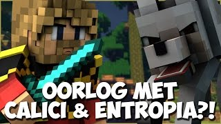 Thumbnail van THE KINGDOM OORLOG - FENRIN VS CALICI & ENTROPIA
