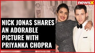 Nick Jonas sees a bright future with Priyanka Chopra, shares an adorable picture on Instagram - NEWSXLIVE
