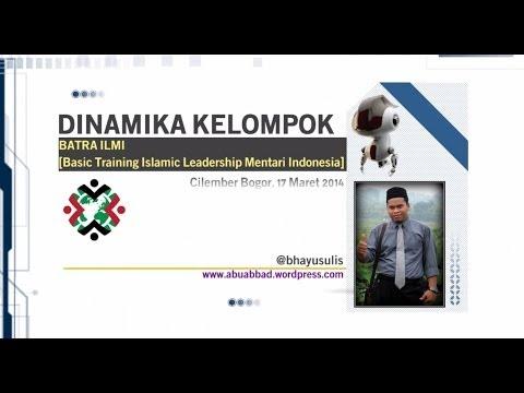 DINAMIKA KELOMPOK | TRAINING ORGANISASI