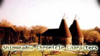Royalty Free :The Shipmeadow Chronicles Character Introduction W