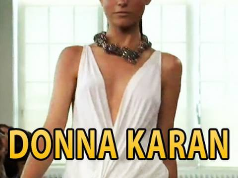 Donna Karan - Spring Summer 2011 Resort Fashion Show