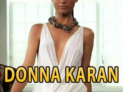 Donna Karan - Spring Summer 2011 Resort Fashion Show