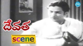 Devata Movie Scenes - Lakshmi Falls Sick || Chittor V Nagaiah - IDREAMMOVIES
