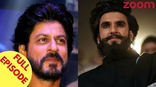 Shah Rukh Khan To Shoot For 'Don 3' By Year End? | Ranveer Singh On Playing Alauddin Khilji & More - ZOOMDEKHO
