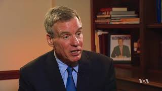 Plugged In: Sen. Mark Warner - VOAVIDEO