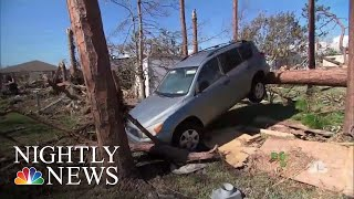 Mexico Beach Decimated After Taking Direct Hit From Hurricane Michael | NBC Nightly News - NBCNEWS