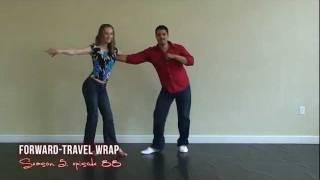 Salsa Dance Lesson - Forward Travel Salsa Wrap
