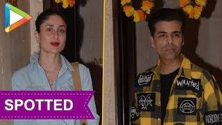 CHECK OUT: Grand Party at Manish Malhotra house with Many Celebs | Kareena Kapoor | - HUNGAMA