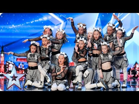 QT Crew has some serious attitude | Auditions Week 2 | Britain's Got Talent 2017