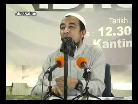 (Senyum POWER) MULUT Jemaah Sebelah BUSUK - Ustaz Azhar Idrus