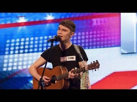 Sam Kelly Make You Feel My Love Britain s Got Talent 2012 audition International version