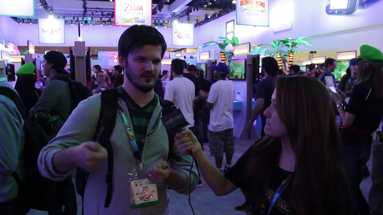 Opinions From The E3 Floor - MMOpinion E3 2013