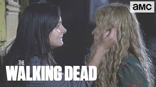 (SPOILERS) 'Alpha's Revenge' Inside Ep. 915 BTS | The Walking Dead - AMC