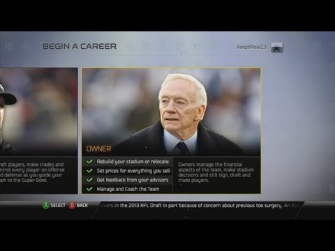 Madden 25 - Connected Franchise Owner Mode Gameplay Trailer Breakdown - Madden 25 Playbook