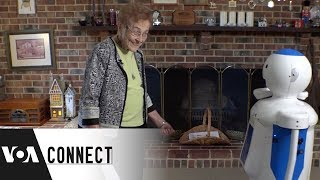 Elder Care Robots - VOAVIDEO