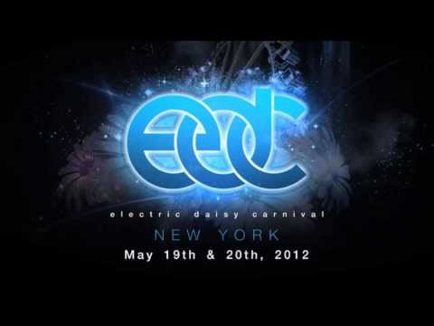 Sebastian Ingrosso @ Electric Daisy Carnival New York 2012