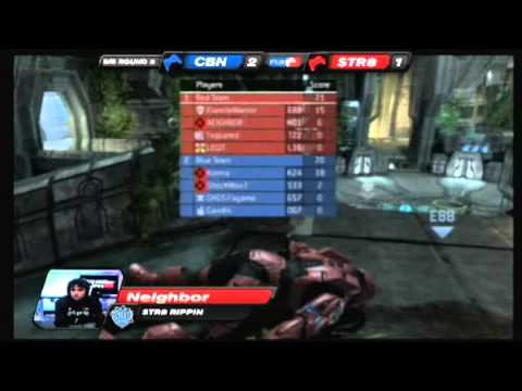 MLG Meadowlands 2008 ♦ ESPN Saturday Night ♦ Carbon vs Str8 Rippin ♦ Part 5