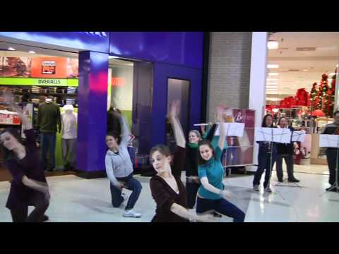 Knight Foundation - Random Acts of Culture - Chapel Hill Mall, Version 2