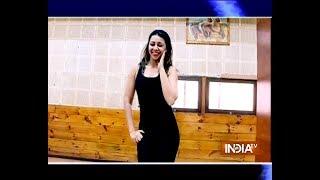 Fun day out with Sehrish Ali aka Lakshmi from Guddan - Tumse Na Ho Paayega - INDIATV
