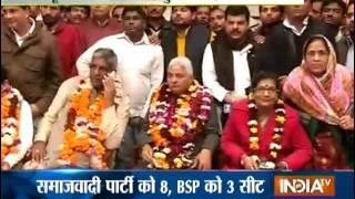 5 Khabarein UP Punjab Ki January 24, 2015 - INDIATV