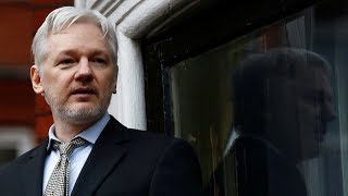 TAPE: Assange's last video before communications cut at Ecuadorian Embassy in London (FULL) - RUSSIATODAY