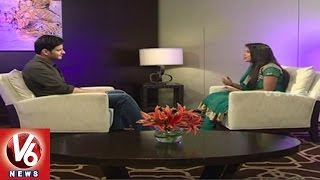Prince Mahesh Babu Exclusive Interview | Srimanthudu | V6 News (01-08-2015)
