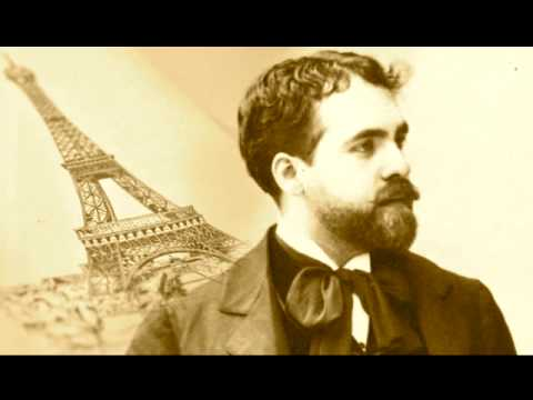 Reynaldo Hahn Sings, Accompanies Himself on the Piano