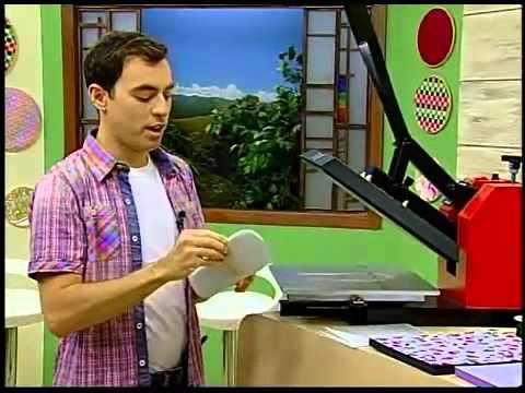 Programa Arte Brasil - 12/03/2014 - Andréia Bassan - Chinelos para Copa do Mundo