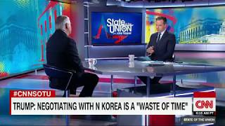 Tapper to Tillerson: Did you call Trump a moron? - CNN