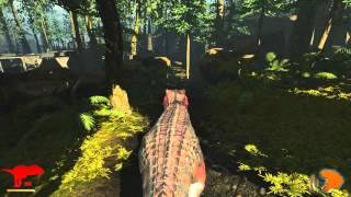 Primal Carnage - Не заглядывай в рот Динозавру