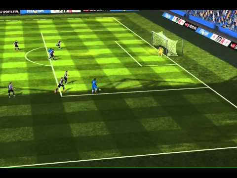 FIFA 14 iPhone/iPad - ch3lse4 vs. RCD Espanyol