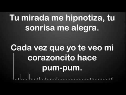Pierre La Voz ft. Pumva  - Princesita  (Lyrics) -PaTcYwxevtI