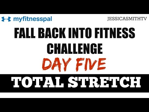 25 Minute Total Body Stretch, Flexibility Routine for Relaxation + Mobility for All Levels