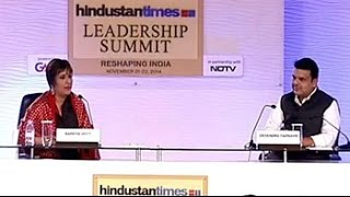 """""""No going soft on NCP corruption, watch in two months"""": Devendra Fadnavis - NDTV"""