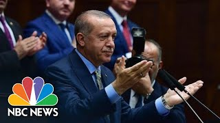 Turkey's President Recep Erdogan Says Jamal Khashoggi Was Victim Of 'Political Murder' | NBC News - NBCNEWS
