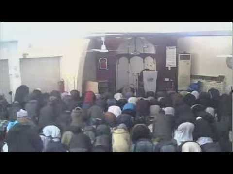 Isha Prayer by Sh. Zakaullah Saleem