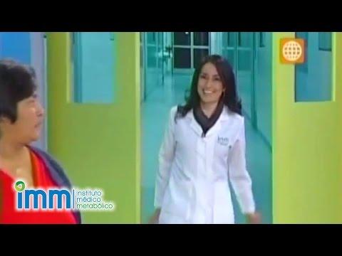 Dra. Mirella Guarnizo (Diabetes tipo 2 no controlada) Dr.TV