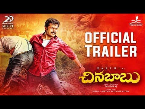 Chinna Babu  Telugu Trailer | Karthi, Sayyeshaa | D. Imman | Pandiraj