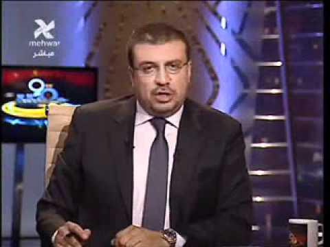 فيديو عمرو الليثي لمدير امن الاسكندرية اتكلم معايا بأدب