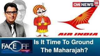 Is Passenger Safety Not A Priority For Air India? Has The Time Come To Ground The Maharaja?| Faceoff - IBNLIVE